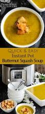 instant butternut squash soup recipe with potatoes and greens