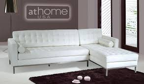 Tufted Sofa Cheap by Furniture Modern White Tufted Sofa With Chaise Lounge How To