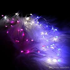 20 led micro lights battery operated 2m 20 led micro copper wire led string light fairy strings lights