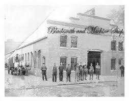 blacksmith and machine shop we buy and restore antique