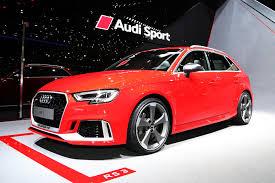 audi rs 3 2018 audi rs 3 sportback debuts at 2017 geneva auto