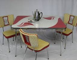 vintage table and chairs 56 best retro kitchen tables images on pinterest vintage kitchen