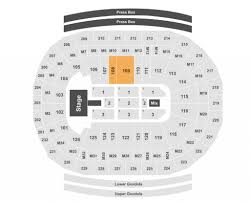 seating chart released for little caesars arena in detroit
