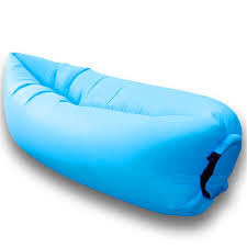 air couch hangout lounger inflatable beach camping outdoors