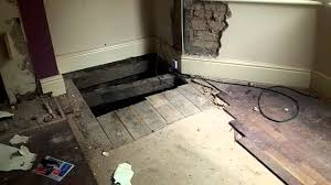 perfect edwardian damp proof course with injection damp proofing