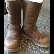 ugg womens boots size 8 68 ugg boots ugg size 8 guc brown sutter from s