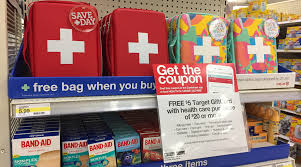 target calphalon black friday free first aid kit w band aid purchase at target the krazy