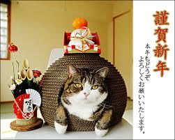 Traditional Japanese New Years Decoration by How Some Of The Internet U0027s Favorite Cats Celebrated The New Year