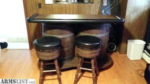 How To Build End Tables by Stools How To Make Whiskey Barrel Bar Stools How To Build