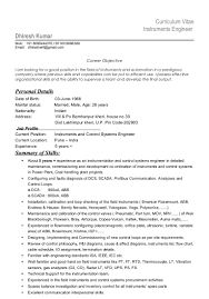 Resume Sample Phrases by Maintenance Engineer Resume India Virtren Com