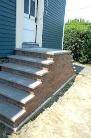 Brick Stairs Design Porch Steps Ideas Front Stairs Design Brick Stairs Design Stair