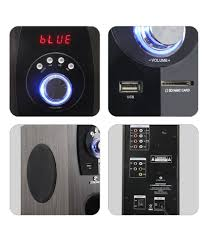 home theater system snapdeal buy zebronics bt6790 5 1 bluetooth speaker system online at best