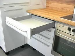 nobilia küche schubladen ausbauen küchenschublade mit softclosing