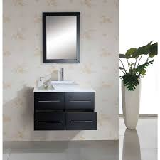 All In One Vanity For Bathrooms Bathroom Master Bathroom Vanity Bathvanities Mirrored Bathroom
