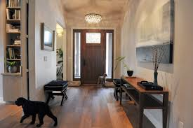 Front Entrance Light Fixtures by Trendy Vintage Hallway Light Fixtures Mounted On Wooden Ceiling