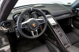 porsche concept interior porsche 918 spyder interior fascinating cars and bikes