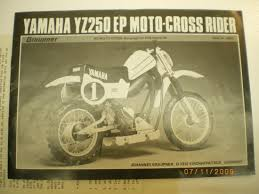 99998 kyosho from ascona1 showroom kyosho moto cross rider ep