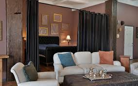 Curtains To Divide Room Roomdividersnow How To Divide A Room U0026 Create Privacy With A