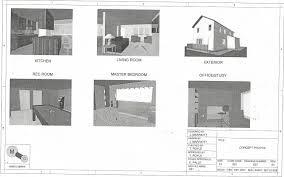 Nia Floor Plan Artstation Old Architectural Projects 2014 15 Jamie Marriott