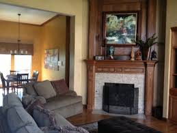 wanting to use gray paint but have stained trim
