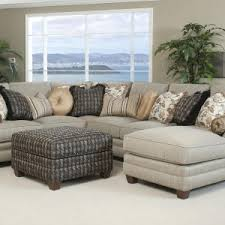 Beige Sectional Sofa Furniture Beige Leather Sofa With Charming Beige Curved Sectional