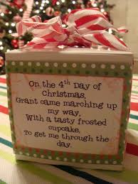 some cute 12 day of christmas gift ideas for teachers wish she