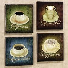 Wrought Iron Kitchen Wall Decor Wall Ideas Coffee And Friends Are The Perfect Blend Wall Decal