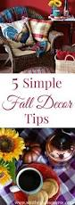 easy fall decor to get your home season ready a southern discourse