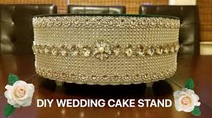 wedding cake diy diy wedding cake stand