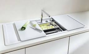 Enclosed Kitchen Sinks Blanco Jpgkitchen Sink Hole Cover Plate - Kitchen sink hole cover
