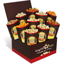 popcorn baskets the critic s choice gourmet popcorn sler by gourmetgiftbaskets