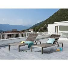 furniture sun lounger outdoor furniture sun bed grey nardo