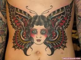 butterfly gypsy tattoo tattoo viewer com
