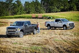 Ford F350 Truck Body - ford unveils 2017 super duty trucks redesigned aluminum body