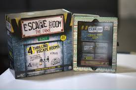 game night escape room little lady little city