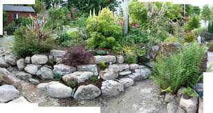 Small Garden Rockery Ideas Crafty Garden Ideas Garden Rockery Ideas Bt The Crafty