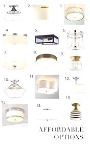 Flush Mount Bedroom Ceiling Lights by Lamps Bedroom Lighting Copper Flush Mount Ceiling Lights Led Low