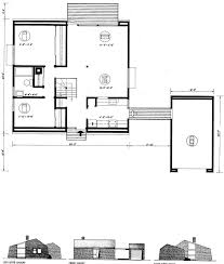 mid century modern and 1970s era ottawa cmhc house designs from