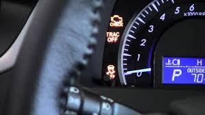 toyota 4runner check engine light vsc trac vsc off toyota camry check engine light and traction control on www
