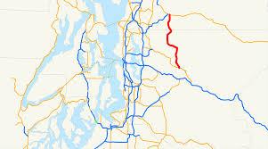 Map Of Leavenworth Wa Washington State Route 203 Wikipedia