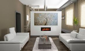 most realistic electric fireplace binhminh decoration