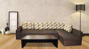 L Shaped Wooden Sofas Get Modern Complete Home Interior With 20 Years Durability Alan L