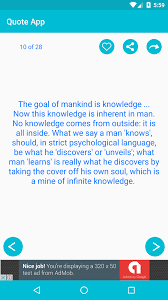 quotes inside or outside quotes quote app for android by arkayapps codecanyon
