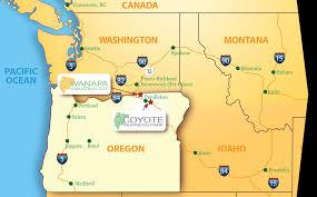 Tri Rail Map Sites U0026 Buildings Coyote Business Park