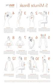 exercises to do at your desk best 25 desk exercises ideas on pinterest office workouts office