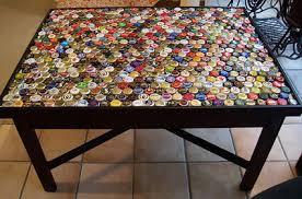 bottle cap table designs table top ideas webtechreview com