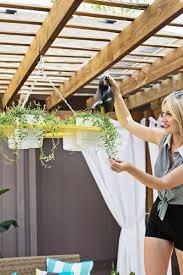 Outdoor Chandelier Diy Make Your Own Outdoor Plant Chandelier U2013 A Beautiful Mess
