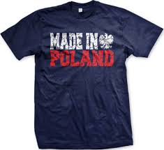 made in poland eagle men u0027s t shirt polish coat of arms
