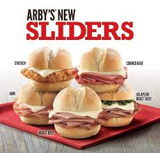 we tried arby s new snack sized sliders business insider