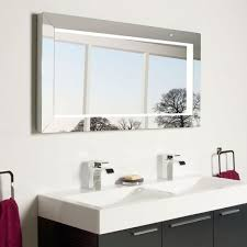 Illuminated Bathroom Mirrors Roper Affinity Illuminated Bathroom Mirror Uk Bathrooms